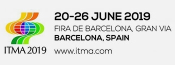 We will exhibit at ITMA 2019
